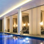 Salcombe Harbour Hotel pool