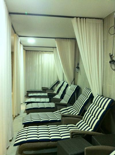 Salcombe Harbour Hotel spa