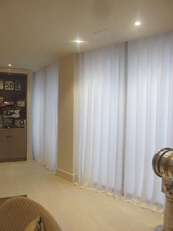 Salcombe Harbour Hotel curtain