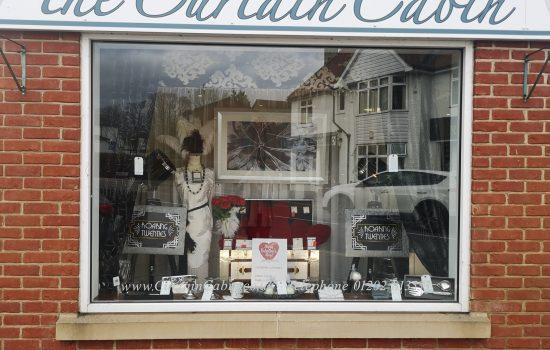Feb shop front
